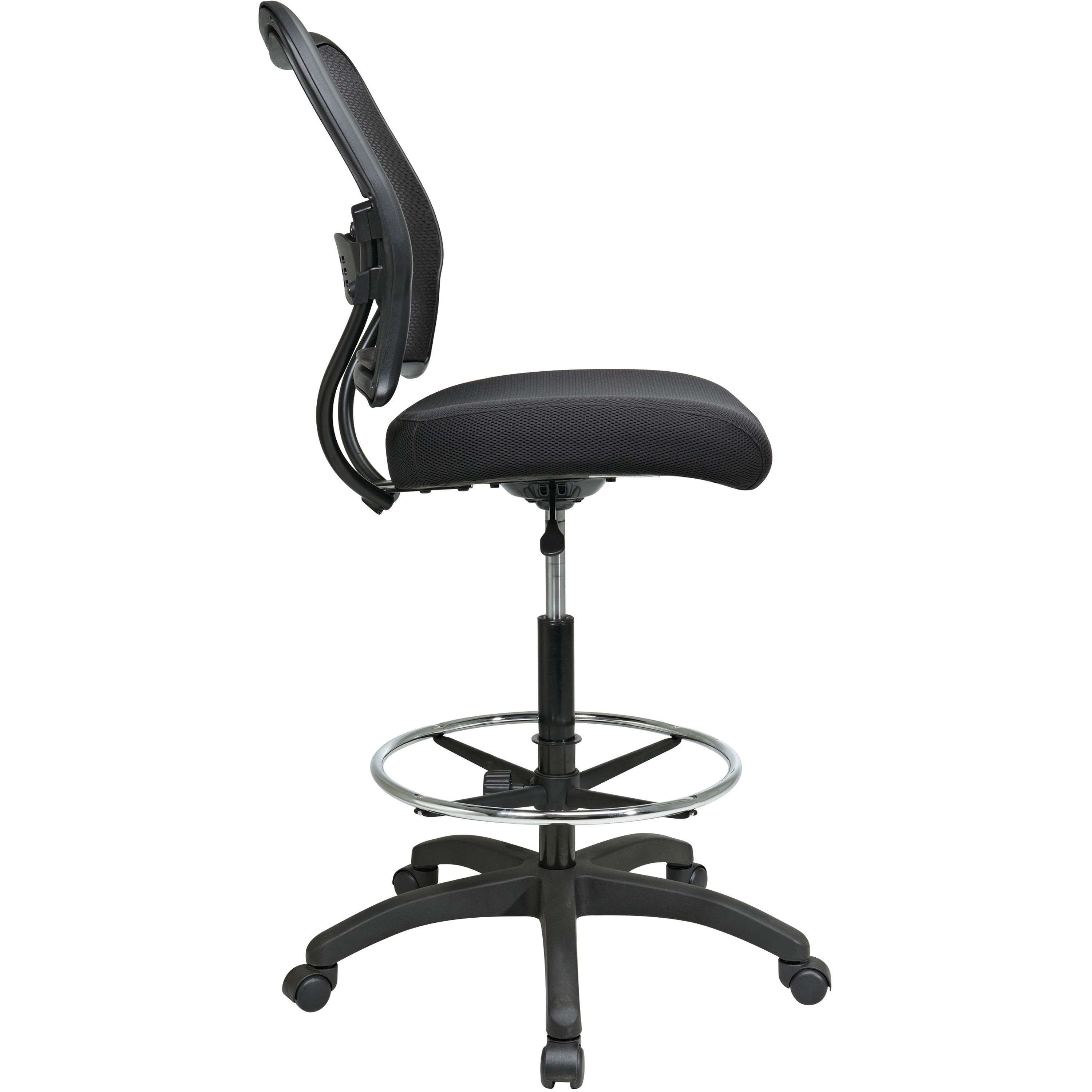 office star air grid mesh back drafting chair osp1337n20d