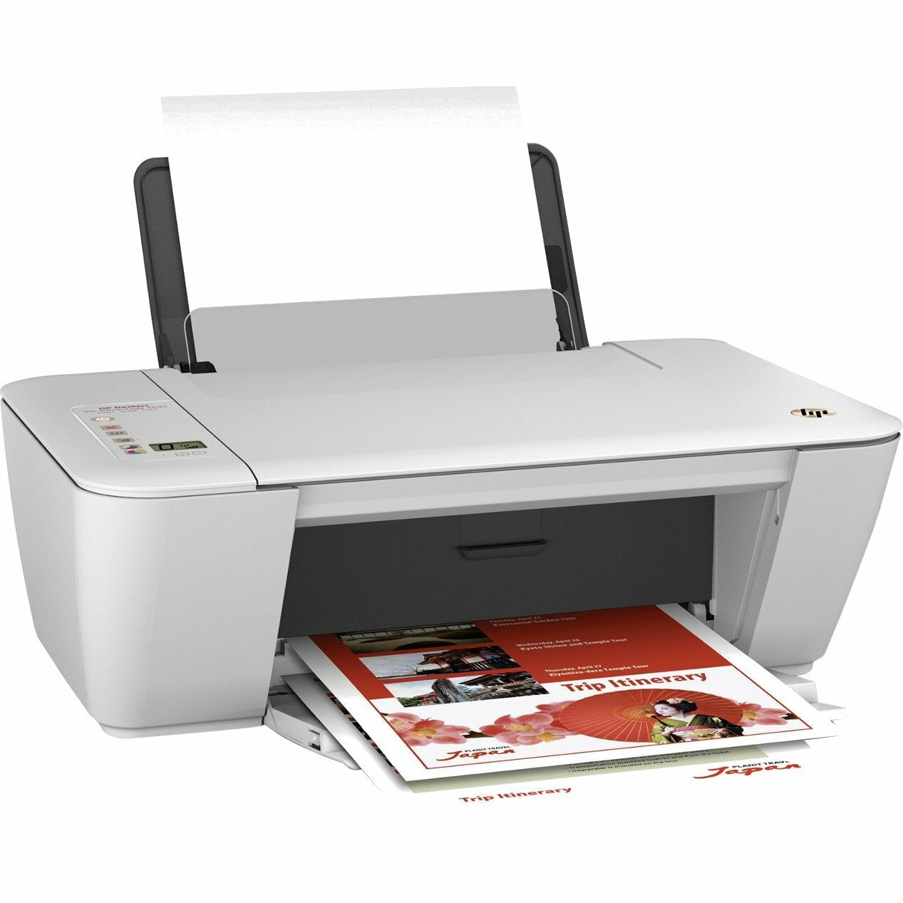 hp deskjet 2540 inkjet multifunction printer color. Black Bedroom Furniture Sets. Home Design Ideas