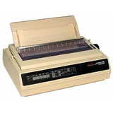 Oki MICROLINE 395 Dot Matrix Printer 62410501