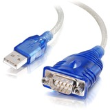 Cables To Go Port Authority USB to DB9 Serial Adapter - 26886