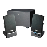 Cyber Acoustics CA-3001 Amplified Speaker System - CA3001WB