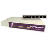 Digi Rapidport/4 Data/Fax Modem 301-1012-08