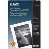 Ultra Premium Matte Presentation Paper, 13 x 19, White, 50/Pack  MPN:S041339
