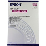 Epson Photo Quality Ink Jet Paper - Photo Paper - A3 Plus (13 In X 16.65 In) - 105 G/M2