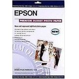 Premium Photo Paper, 68 lbs., High-Gloss, 13 x 19, 20 Sheets/Pack  MPN:S041289