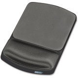 Fellowes Mouse Pad with Wrist Rest - 91741