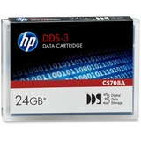 HP DAT DDS-3 Data Cartridge C5708A