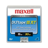 Maxell DLTtape IIIXT DLT-2000XT Data Cartridge