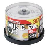 Memorex 40x CD-R Digital Audio Media