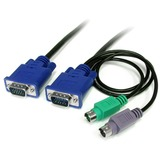 StarTech.com Ultra Thin KVM Cable