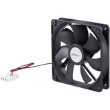120mm Dual Ball Bearing CPU Case Fan LP4 - FANBOX12