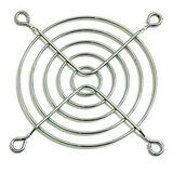 StarTech.com 8cm Wire Fan Guard for Case or Cooling Fans - 5 Pack