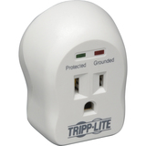 Tripp Lite SPIKECUBE 1 Outlet Surge Suppressor - SPIKECUBE