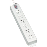 Tripp Lite Power It! 6 Outlets Power Strip with Metal Housing