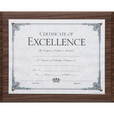 Framed Certificates
