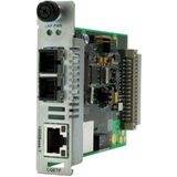 Transition Networks Point System Slide-In-Module Media Converter