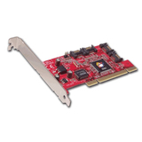 SIIG 4-Channel Serial ATA PCI Adapter