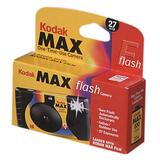 Kodak Max One-Time Use Camera with Flash - 8737553