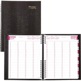 Rediform 4-Person Daily Professional Appointment Book