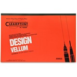 Clearprint Plain Vellum Pad
