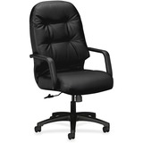 HON Pillow-Soft 2091 Executive High-Back Chair - 2091SR11T