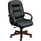 HON Pillow-Soft 2191 Executive High-Back Swivel Chair - 2191NSR11