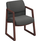 HON 2403 Sled Base Guest Arm Chair - 2403NAB12