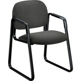 HON Solutions Seating 4008 Ergonomic Sled-Base Guest Chair 4008-AB12T