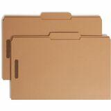 Smead 19880 Kraft Fastener File Folders 19880