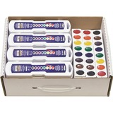 Dixon Prang Oval Watercolor Master Pack