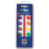 Dixon Washable 16-Color Semi-Moist Cake Watercolor