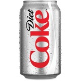 Coca Cola Diet Coke Carbonated Soft Drink