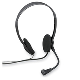 Compucessory CCS 55222 Light Weight Multimedia Stereo Headset