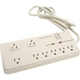 Compucessory CCS 25107 8-Outlets Surge Suppressor