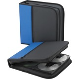 CCS26337 - Compucessory CD/DVD Zippered Wallet