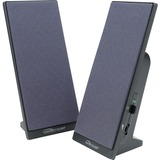 Compucessory 2.0 Speaker System - 3 W RMS - Black 30251