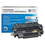Elite Image MICR Black Toner Cartridge - Remanufactured