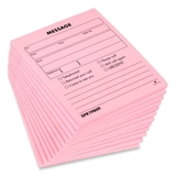 Sparco Adhesive Notes Message Pads
