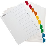 Sparco Color Coded Indexing System 21902