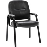 Lorell Chadwick Executive Leather Guest Chair - 60122