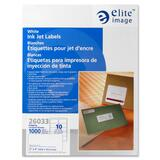 Elite Image Shipping Inkjet Label