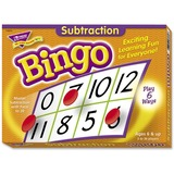 Trend Subtraction Bingo Learning Game