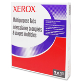 Xerox Docutech Single Reverse Collated Copier Tabs