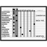 Quartet Radius Corner Magnetic In/Out Board 781G