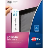 Avery Binder Spine Inserts