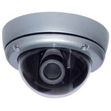 Q-see QSD360 Professional Dome Outdoor Vandal Proof Camera - Silver