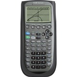"Texas Instruments TI-89 Titanium Graphing Calculator - Battery Powered - 1"" x 3.5"" x 7.33"" - Black"