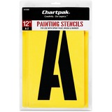 Chartpak Painting Stencil Set