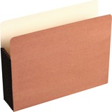Wilson Jones Super Capacity Recycled File Pocket
