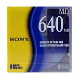Sony 3.5' Rewritable Magneto Optical Media